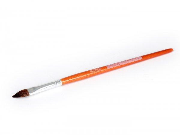 Pennello a pelo fine, misura 8 -NORMFEST- per ritoccare piccoli danni alla vernice
