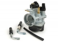 Carburettor -BGM ORIGINAL PHBN 12- Minarelli 50 cc (manual choke) - CS=23mm