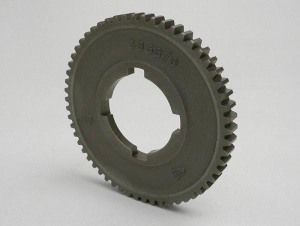 1st gear cog -PIAGGIO- Vespa PX EFL 200cc - 57 teeth