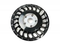 Mozzo cerchio ruota -PIAGGIO 3.00-12 pollici- Vespa 946 - antracite lucido
