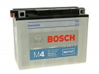 Batterie -Standard BOSCH Y50-N18L-A- 12V 20Ah -205x90x162mm (inkl. Säurepack)