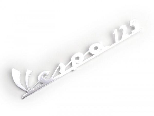 Schriftzug Beinschild -OEM QUALITÄT- Vespa 125 - Vespa Nuova (Bj. 1965)