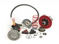 Variador -MALOSSI Overrange MHR aluminio - Minarelli 50cc (tipo MA, MY, CW)