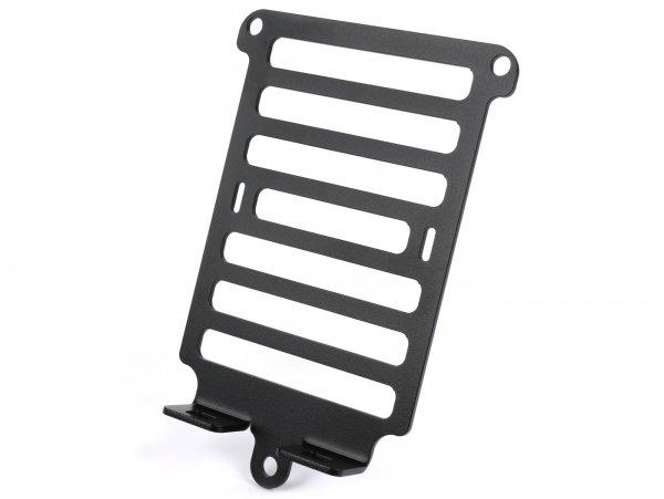 Oil bottle holder - Luggage carrier for spare wheel -BGM PRO- Vespa Smallframe, Largeframe 10inch