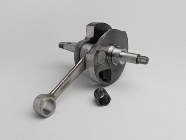 Kurbelwelle -MAZZUCCHELLI Racing (Drehschieber) 60mm Hub- Vespa PX125, PX150