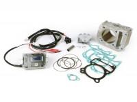 Zylinder -POLINI 198 ccm- Piaggio AC Leader ie (Euro 3) - Einspritzmotor - inkl. Polini ECU - Vespa LX 125/150ie (Euro 3), LXV 125ie (Euro 3)