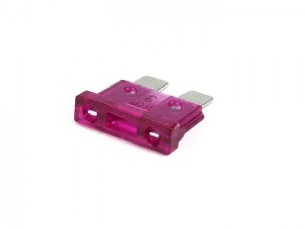 Sicherung -FLACH-SICHERUNG (Type ATO, MIDI, FK2, TF) -3A - violett