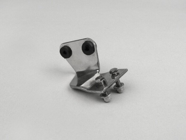 HT coil/CDI support -VESPA- PX - stainless steel