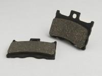 Pastiglie freno -GALFER 55.5x41.4mm- GALFER KC003, KC005