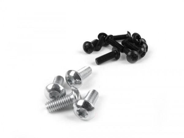 Kit tornillos para embrague -MMW Hartz 4.2 & 4 & 5- Vespa Smallframe - 10.9