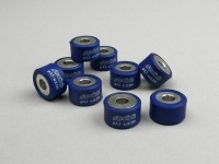 Juego rodillos -POLINI 20x12mm- 9 unidades -  6,5g