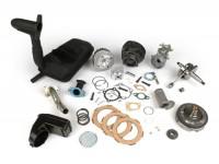 Tuningkit 85km/h -POLINI 102 ccm- Vespa PK50 S - Sport-Set