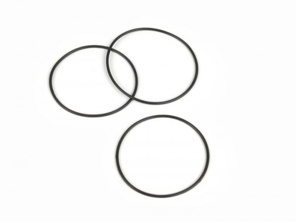 Exhaust gasket set  -BGM PRO BigBox 1.0- Vespa PX200, Rally200 - O-ring set
