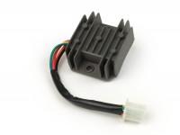 Spannungsregler -5-Pin- Baotian (FIN:…96000002-) BT125QT-2B, BT50-QT9, BT49QT-20A3, BT49QT-20B3,BT-49QT-7, BT50QT-11, BT49QT-9F3