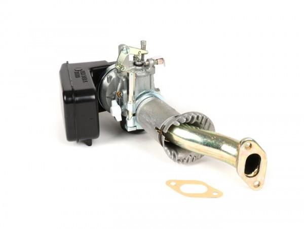 Kit carburador -DELLORTO 2 agujeros, 19/19mm SHB- Vespa PK S
