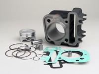 Zylinder -POLINI 77 ccm Sport- Piaggio AC 4-Takt (2-Ventile)