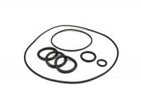 O-ring set engine (7 pcs) -PIAGGIO- PX, T5 125cc, Rally180 (VSD1T), Rally200 (VSE1T), Sprint150 (VLB1T), TS125 (VNL3T), GT125 (VNL2T), GTR125 (VNL2T)