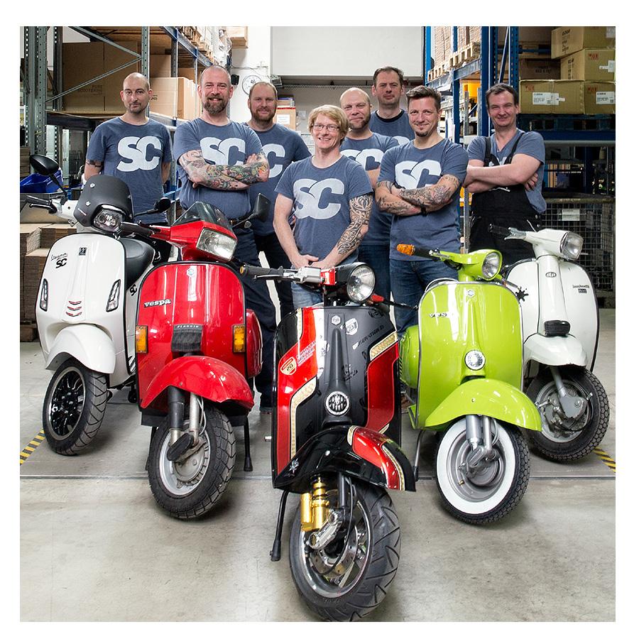 Scooter Center - Die Motoroller-Spezialisten