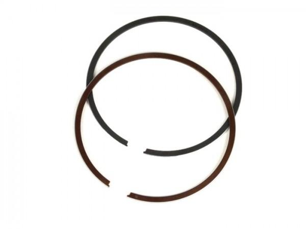 Kolbenringe -PARMAKIT 195/205ccm 3 Kanal- Vespa PX125, PX150, GTR125 (VNL2T), TS125 (VNL3T), Sprint150 (VLB1T) - Ø=66mm