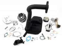 Tuningkit 55mph -POLINI 102 cc- Vespa PK50 XL - Sport setup
