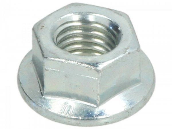 Nut with flange -DIN 6923- M12 x 1.75