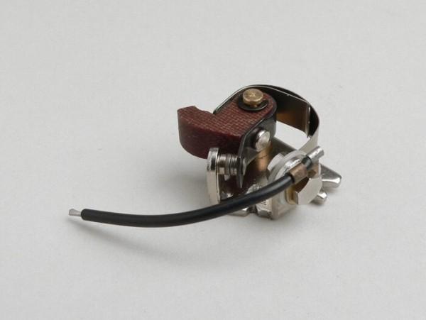 Point set -OEM QUALITY short, Ø=3,8mm pin- Vespa PX, V50 (12V)