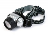 Linterna frontal -19 LED McShine LES-193-