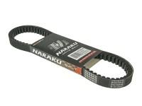 Keilriemen -NARAKU Standard (743x20mm)- GY6 (4-Takt) 125-150 ccm 152 QMI, 157 QMJ