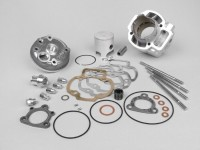 Zylinder -POLINI 70 ccm Big Evolution (85mm Pleuel)- Piaggio LC 2-Takt