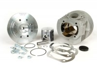 Cylinder kit -PINASCO Zuera Ø57,5mm VTR SS 135cc- Vespa V50, PV125, ET3, PK50, PK80, PK125
