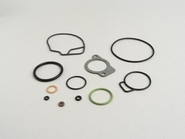 Carburettor gasket set -DELLORTO- PHVB 20,5 - Piaggio SKR125/150, Runner 125/180 FX/FXR