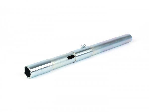Gasrohr -BGM PRO- Vespa PX, T5 125cc - zur Verwendung mit Schnellgasgriff (Tommaselli, Scooter&Service, Domino)