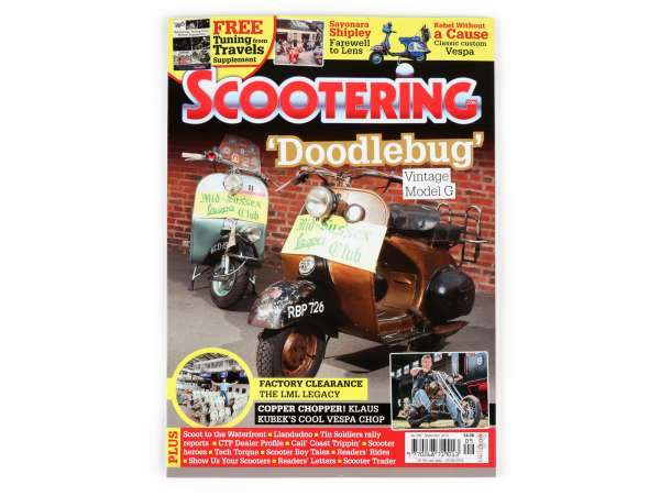 Scootering - (399) settembre 2019