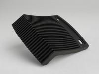 Horn grill -OEM QUALITY- Vespa T5 125cc - black