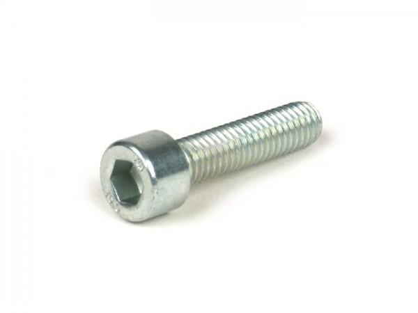 Schraube Innensechskant -ISO 4762- M6 x 25 (Festigkeit 8.8)