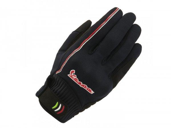 """Gloves -VESPA """"Modernist"""" - black - M"""
