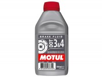 Brake fluid -MOTUL- DOT4 fully synthetic - 500ml