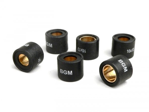 Rodillos -BGM ORIGINAL 16x13mm-  4,25g
