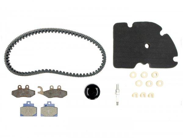 Inspektionskit -PIAGGIO- Vespa GTS HPE 300 (ZAPMA3600, ZAPMD310), Vespa GTS Super HPE 300 (ZAPMA360, ZAPMD3100)