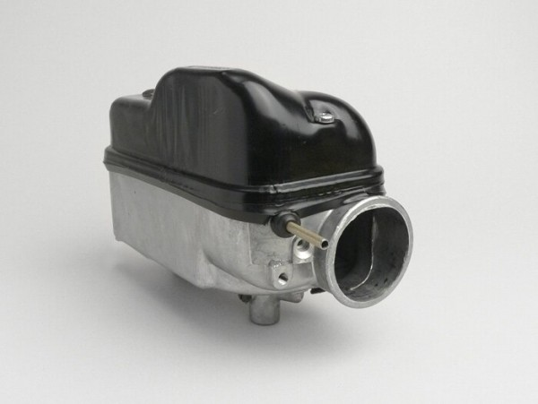 Carburator box incl. oil pump and cover -PIAGGIO- Vespa PX200 EFL (since 1984) - inclusive cover