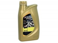Huile -ENI (AGIP) I-Ride PG- 4-temps SAE 10W-40 100% synthèse - 1000ml - Piaggio approbation