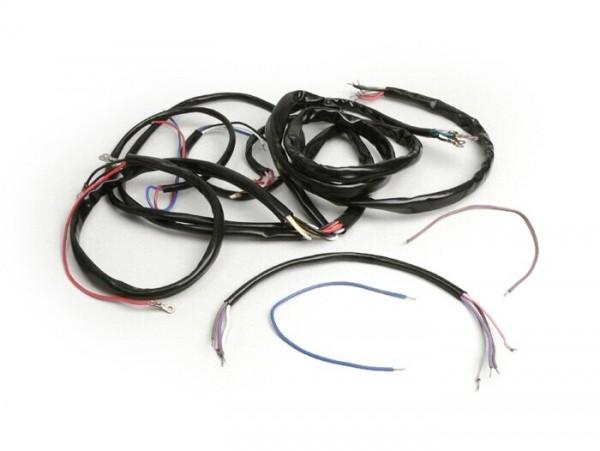 Mazo de cables -VESPA- Vespa GS160 (36001-) - modelos con batería