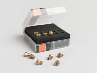 Hauptdüsenset -BGM PRO für Dellorto (Typ: 1486) 5mm- (125-147) - (125-128-130-132-135-138-140-142-145-147)
