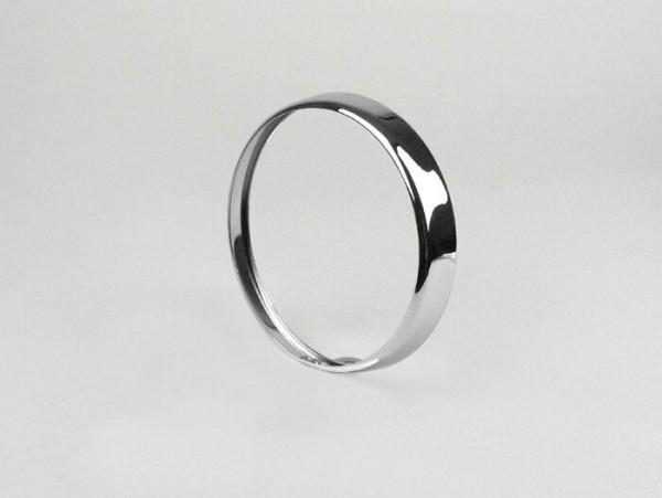 Scheinwerferzierring -SIEM Ø=105/115mm (Glas/außen)- Vespa VNA1T bis VNA2T, VNB1T bis VNB2T