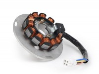 Zündung -PIAGGIO Grundplatte (China)- Vespa PX Lusso (05.2011-) - 4 Kabel