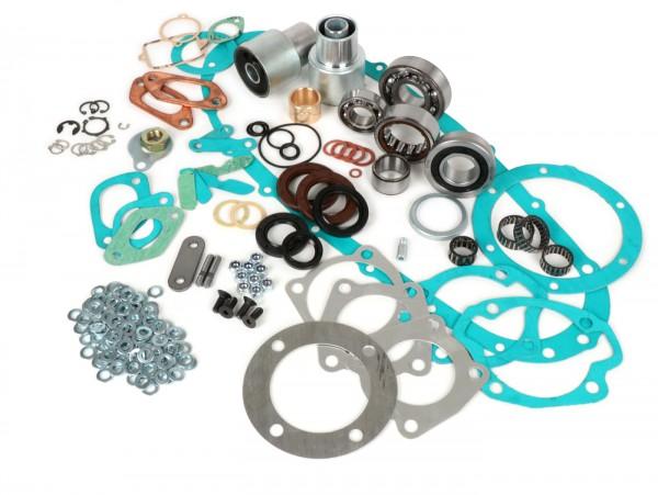Engine repair kit -LAMBRETTA- Lambretta LI, LIS, SX, TV (series 2-3), DL, GP - oil seals MB Developments