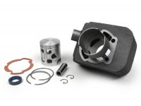 Zylinder -DR 60 ccm Evolution- Piaggio Ciao (Kolbenbolzen = Ø 12mm)