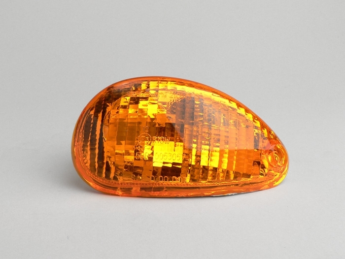 VESPA-PIAGGIO Clignotant-Arrière Gauche//jaune-et2//et4-orange 50 125 150