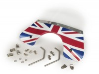 Screen -FLYSCREEN- Vespa PX - union jack
