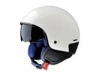 Helmet -VESPA PJ1- open face helmet, white - S (55-56cm)